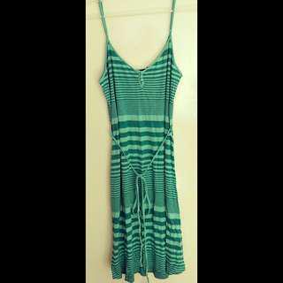 Sportsgirl Summer Striped Dress XL