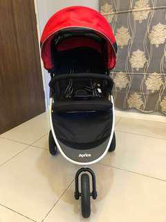 Aprica Smoove stroller