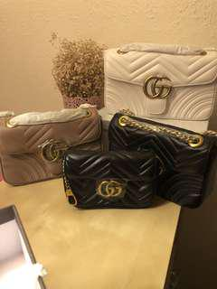 Hot ~ Gucci Marmont ~ all size available