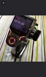 賣Futaba T4PX R  四通道彩色屏幕遙控器一個,全球限量1000個版本,99.9%new.100%work.有盒有說明書,有充電器和充電池,跟两個接收,個橙圈R614接收器另外買左700多元。