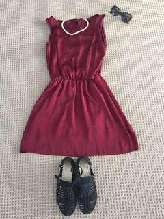 Vintage dress size 8