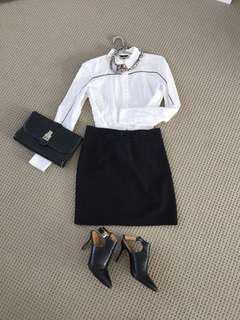 Tokito city size 8 skirt