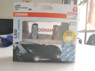 Osram LED light for H8/H11/16 12V 6000k
