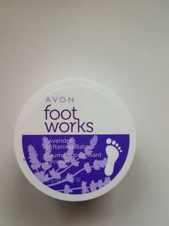 Foot Works Lavender Softening Balm
