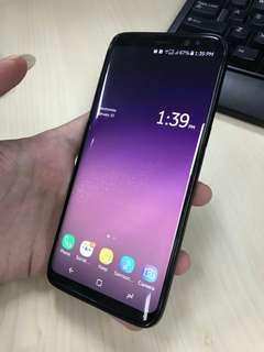 SAMSUNG S8 SEIN BLACK