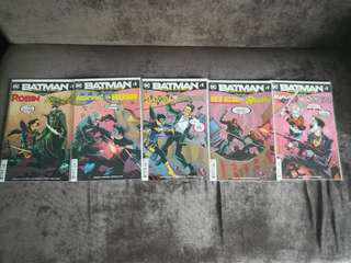 Batman Prelude to the Wedding Comics Collection