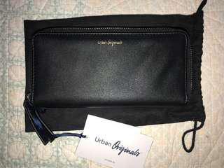 Brand New with tags Urban Originals Large Wallet (Cruelty Free Vegan Leather)