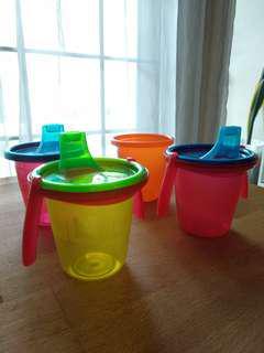 Sippy cup training cup gelas bayi