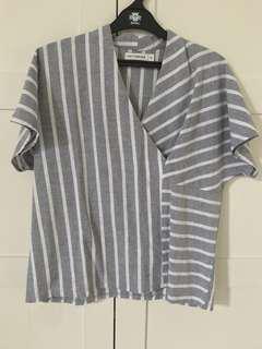Cottonink Stripes Top