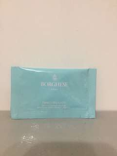 Borghese cleansing mask 7g