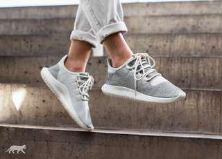 Adidas tubular shadow size 5 never worn outside, perfect condition.