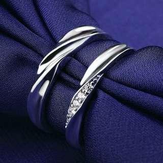 Cincin Perak asli 90k