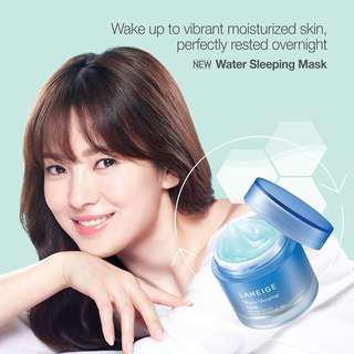 LANEIGE Water Sleeping Mask ※ Special Care