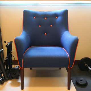 Vintage Retro British armchair