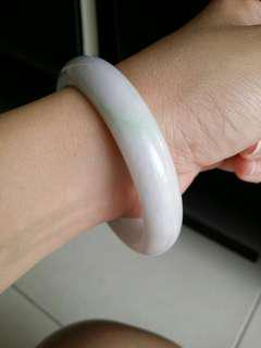 Burma Jade Bangle 59mm