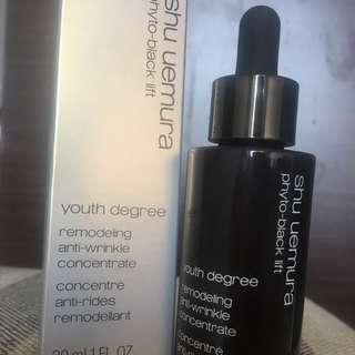 Phyto-Black Lift Youth Degree Remodeling Anti-Wrinkle Concentrate 黑萃輪廓提升抗皺精華 04