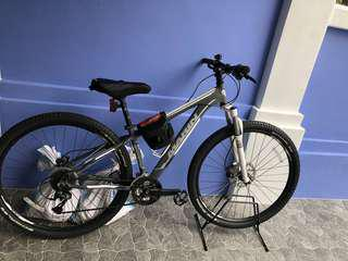 Marin Bicycle 29 inch tyres
