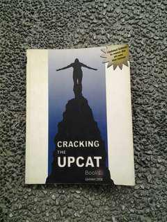 Cracking the UPCAT (CET reviewer) 2009 version (shipping fee included)