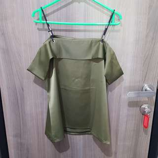 NEW army Top