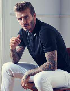 H&M x David Beckham Polo Shirt