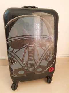 Exclusive Star Wars luggage bag