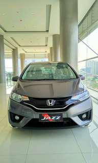 Dijual New Honda Jazz S MT 2017 (Manual)