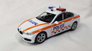 1:38 diecast BMW 335i in new SPF TP livery