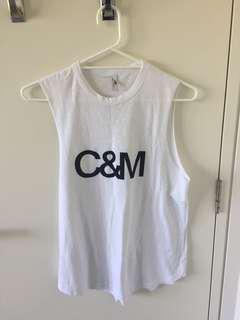 Camilla and Marc tank top