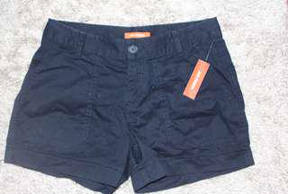 BN joe fresh navy shorts