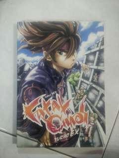 Fatal Chaos Turbo EX karya ben