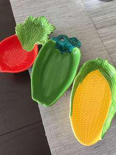 Cottage Ceramic Dishes (Big)