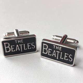 (全新 現貨) 披頭四 袖口鈕 袖口扣 袖扣 The Beatles  Cufflinks