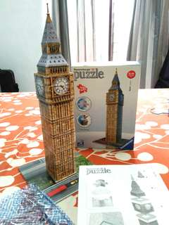 Ravensburger 3D Puzzle Tower of London