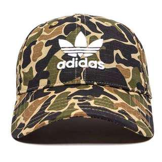 [PO]  adidas cameo baseball cap
