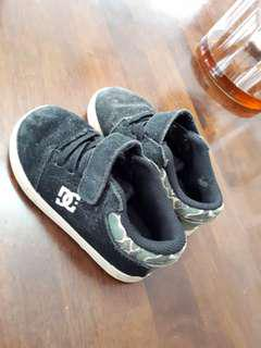 Dc Kids Shoes - Kasut Budak