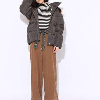 Niko and... corduroy pants Japan