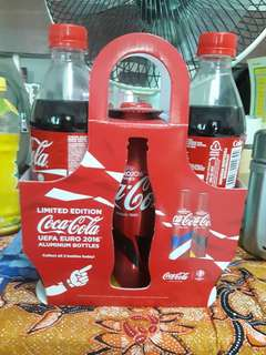 Coca-Cola Euro 2016 Collectible Bottle Box Set