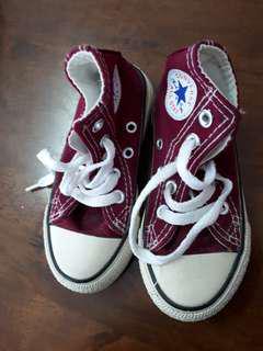Converse Kids Shoes / kasut budak