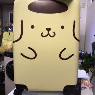 布甸狗行李箱