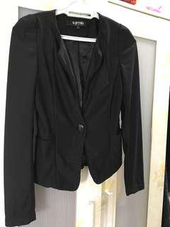 Black Blazer (Korean Brand)