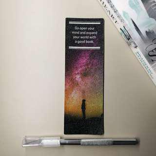 (sale) Canvas Bookmark