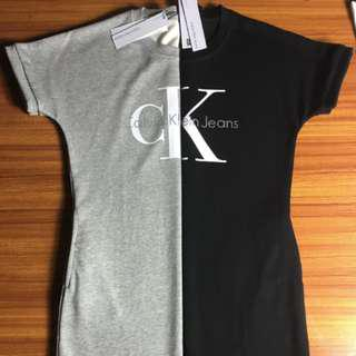 Calvin Klein Dress - 4 Colours
