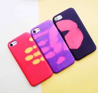 Moody Thermal Case - Softcase For IPhone