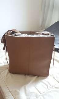 Shoulder Bag, can fit A4 file