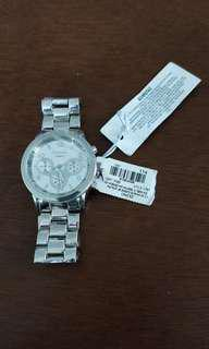 Authentic Aeropostale silver watch