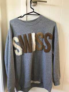 Super cute baggy sweater