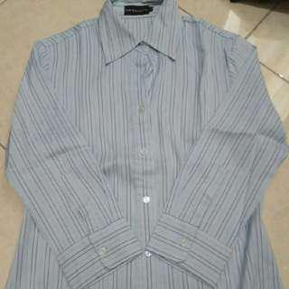 Blue Shirt The Executive