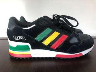 Adidas zx750 rasta