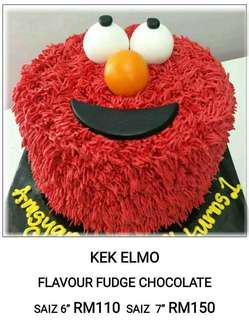 Elmo Cake by Sabrina Bakery