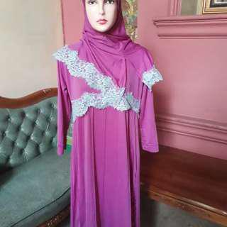Baju muslim anak 12tahun-an